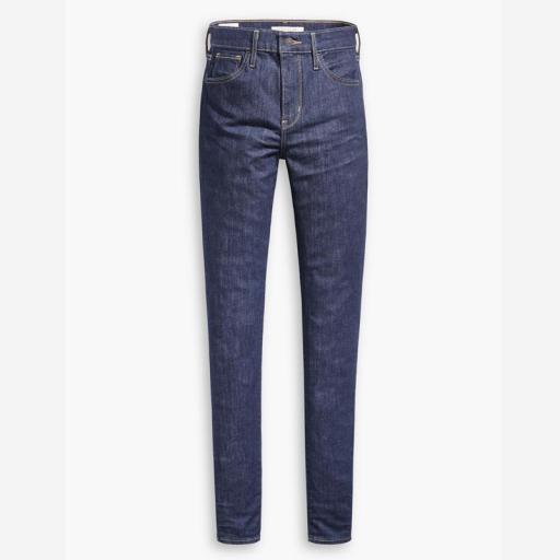 Levi's ® 720 High Rise Superskinny Jeans Deep Serenity 52797-0176. Vaquero mujer [3]