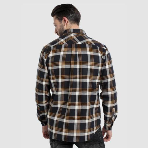 Six Valves Camisa Cuadros 116674 [1]