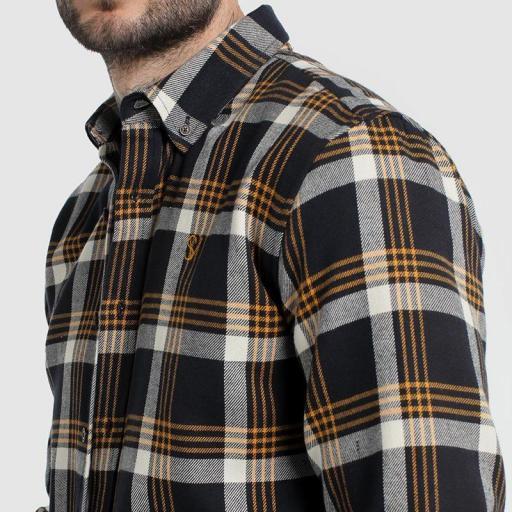 Six Valves Camisa Cuadros 116674 [2]