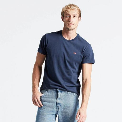 Levi's The Original Tee Azul 566050017