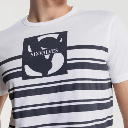 Six Valves Camiseta 118026 [2]