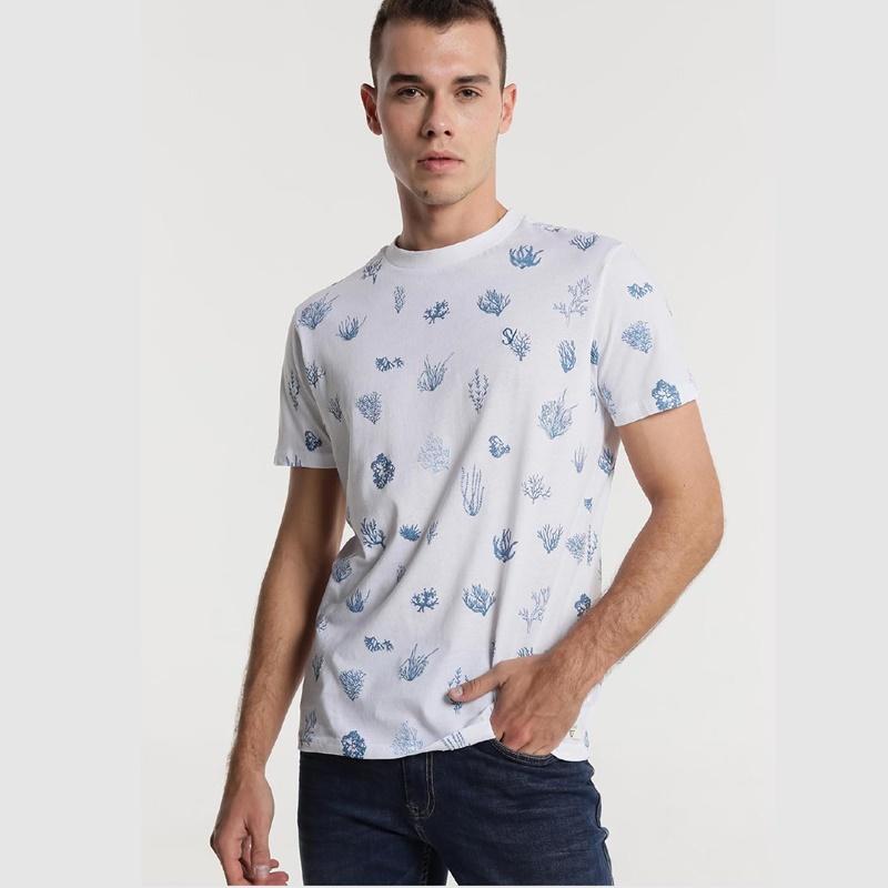 Six Valves Camiseta Corales