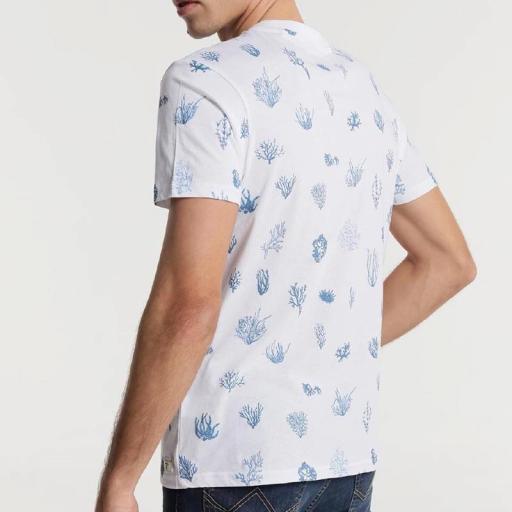 Six Valves Camiseta Corales [1]