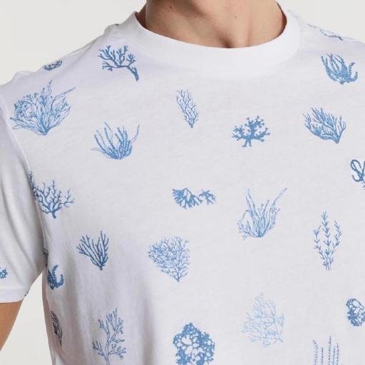 Six Valves Camiseta Corales [2]