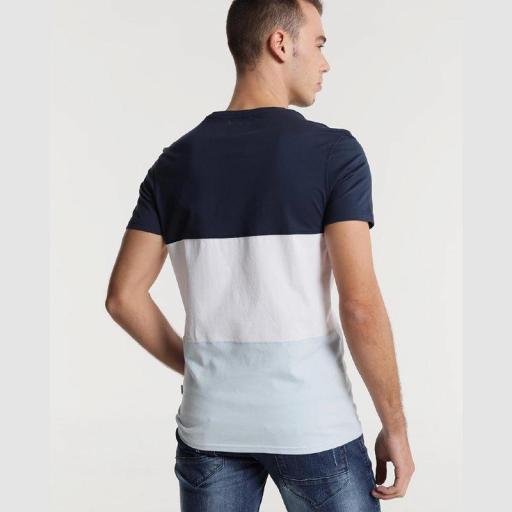 Six Valves Camiseta Bloques 117992 [1]