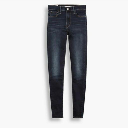 Levi's 720 High Rise Super Skinny Jeans 52797 0094 Vaquero mujer [1]