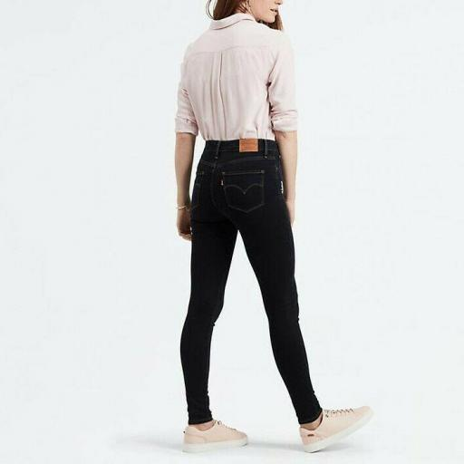 Levi's 720 High Rise Super Skinny Jeans 52797 0094 Vaquero mujer [2]