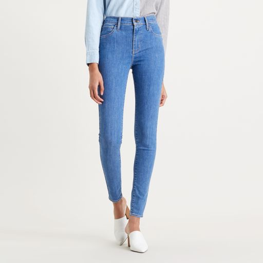 Levi's 720 High Rise Super Skinny Eclipse Mextra 52797-0201