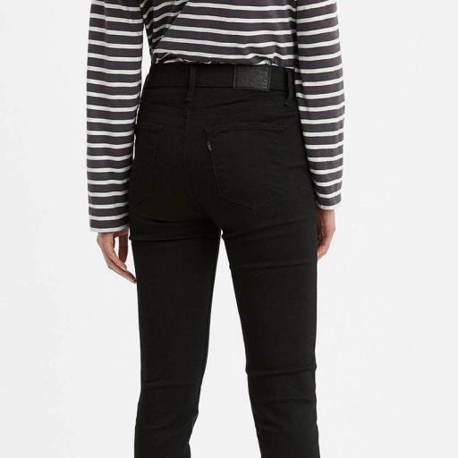 Levi's 720 High Rise Super Skinny Jeans Black Celestial 52797 0000 [3]