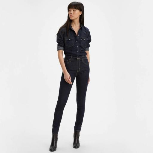 Levi's 721 High Rise Skinny  Jeans 18882-0188.  [2]