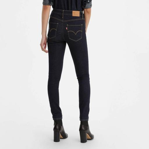 Levi's 721 High Rise Skinny  Jeans 18882-0188.  [1]