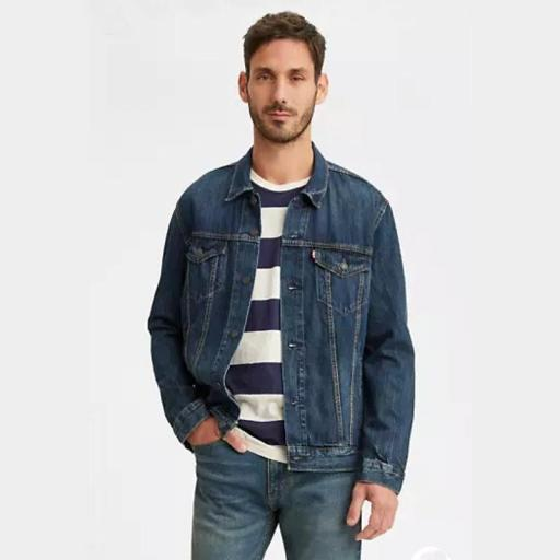 Levi's The Trucker Jacket Palmer 72334 0352. Cazadora vaquera