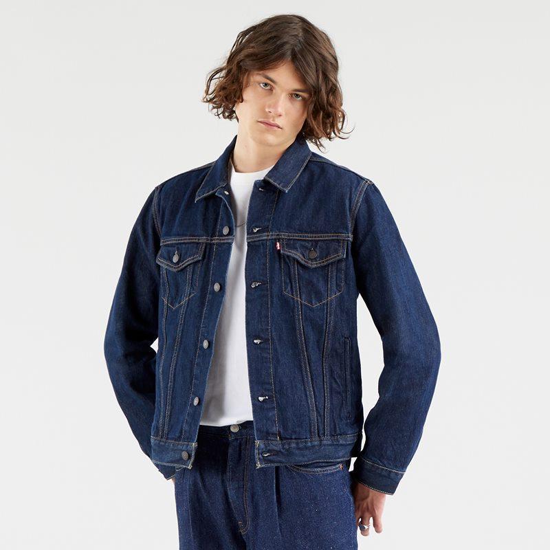 Levi's The Trucker Jacket - Rockridge 72334-0557. Cazadora vaquera