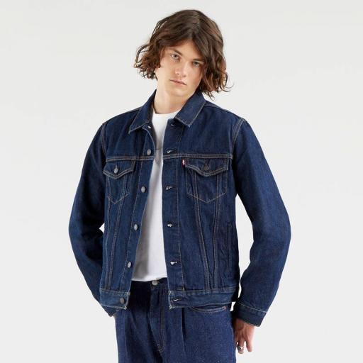 Levi's The Trucker Jacket - Rockridge 72334-0557. Cazadora vaquera