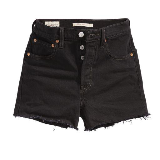 Levi´s Ribcage Short Black 77879 0002 .Short mujer [3]