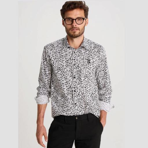 Bendorff Camisa Print 119515