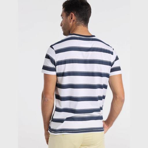 Bendorff Camiseta hombre listada 8250685 [1]