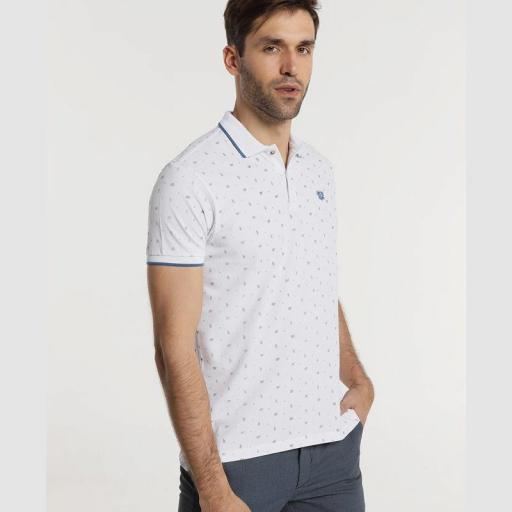 Bendorff Polo Micro estampado 118219