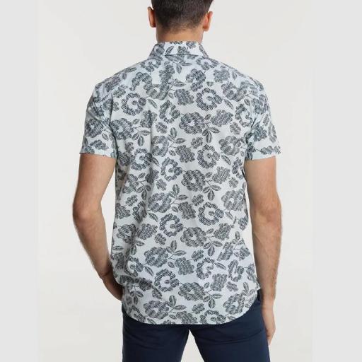 Bendorff Camisa estampada hombre 118322 [1]
