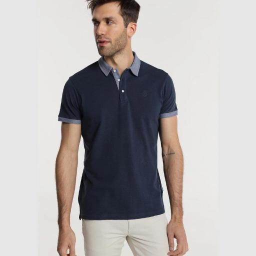 Bendorff Polo Denim 117999