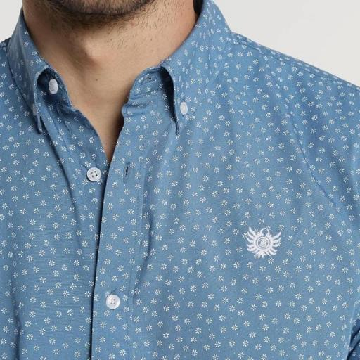 Bendorff Camisa estampada hombre 118326 [2]