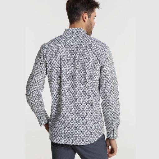 Bendorff Camisa estampada hombre 118673 [1]