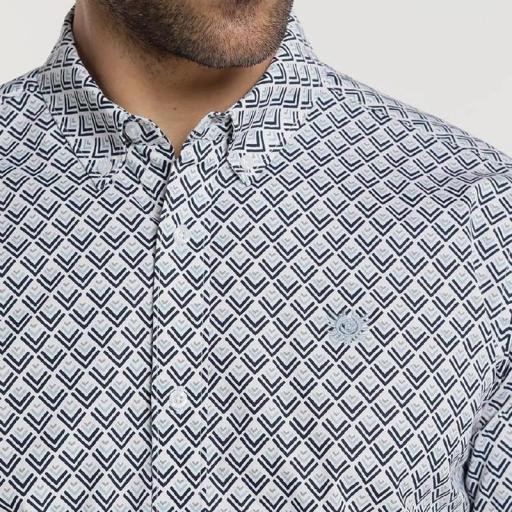 Bendorff Camisa estampada hombre 118673 [2]