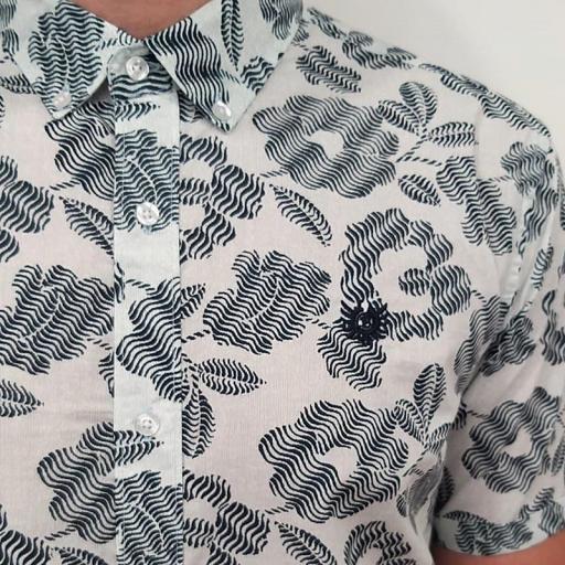 Bendorff Camisa estampada hombre 118322 [3]