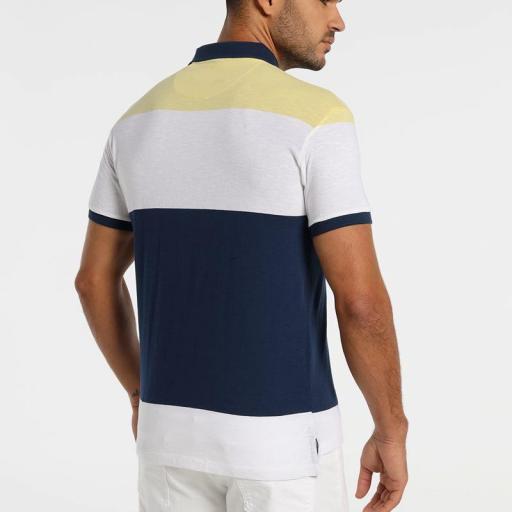 lois Jeans Polo Bastian Gold 131543303 401 [1]