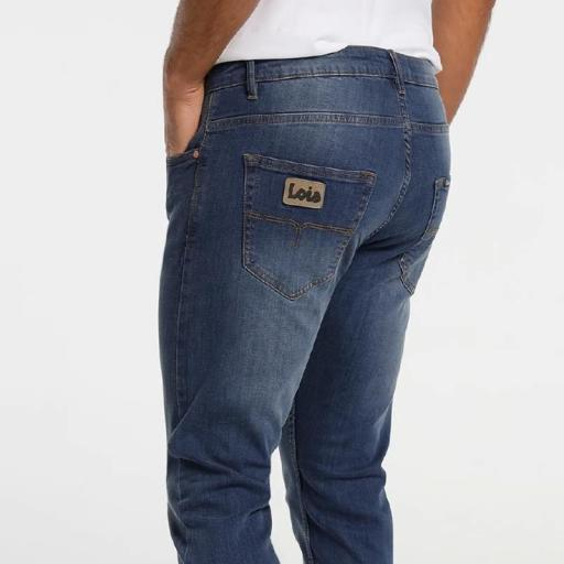 Lois Jeans Pantalón Denim Billy Kaira 122157 [3]