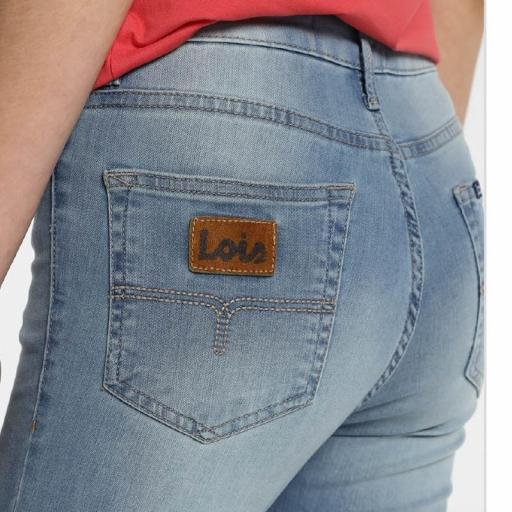 Lois Jeans Pantalón denim Cher Nina 122168 [3]