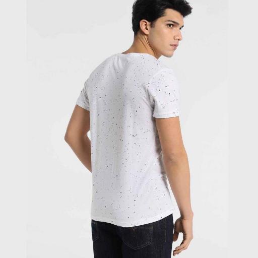 Lois Jeans Camiseta Cooler Vneck 120950 [1]