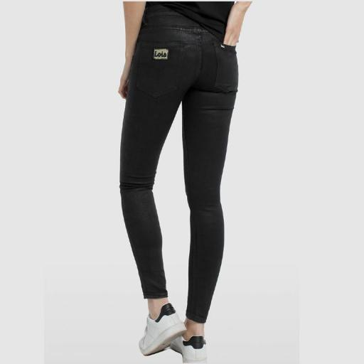Lois jeans Pantalón Denim Encerado Coty Tob Milie 116724 [1]