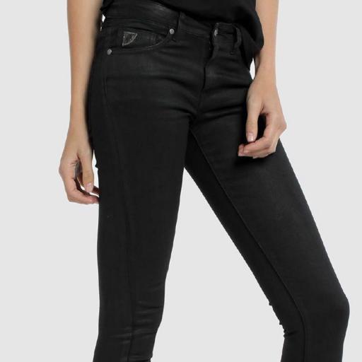 Lois jeans Pantalón Denim Encerado Coty Tob Milie 116724 [3]