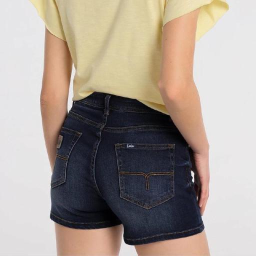Lois Jeans Diana Short Boopy 121340. Pantalón corto mujer [1]