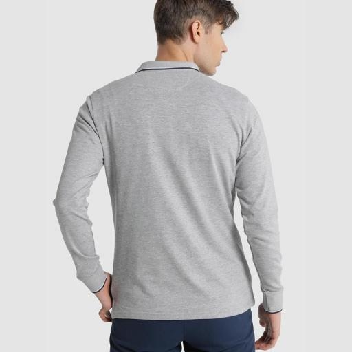 Lois Jeans Polo Elthon Elios gris [2]