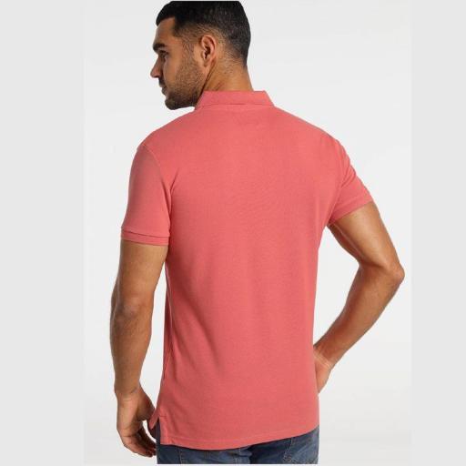 Lois jeans Polo Filipo Coral [1]