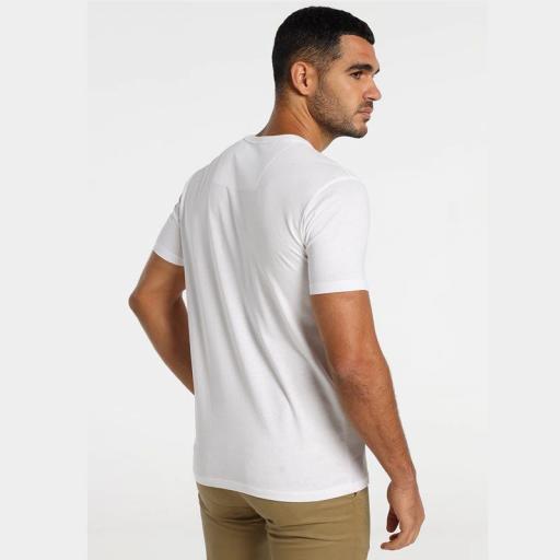 Lois Jeans Camiseta Frigo Central blanca 122101 [1]
