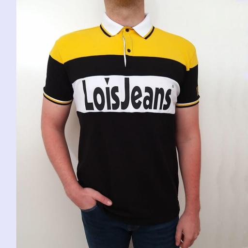 Lois Jeans Polo Naaman Guy 118237
