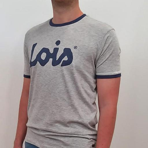Lois Jeans Camiseta Meg Gun 119233 [1]