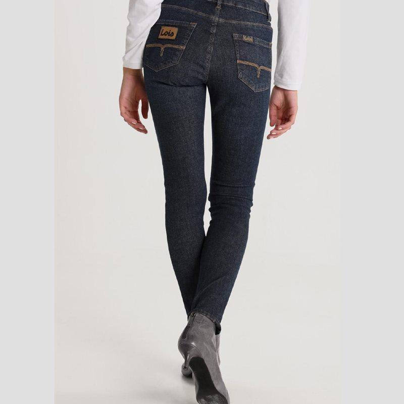 Lois Jeans Pantalón Denim Mujer Lua Ankle Minerva 119490