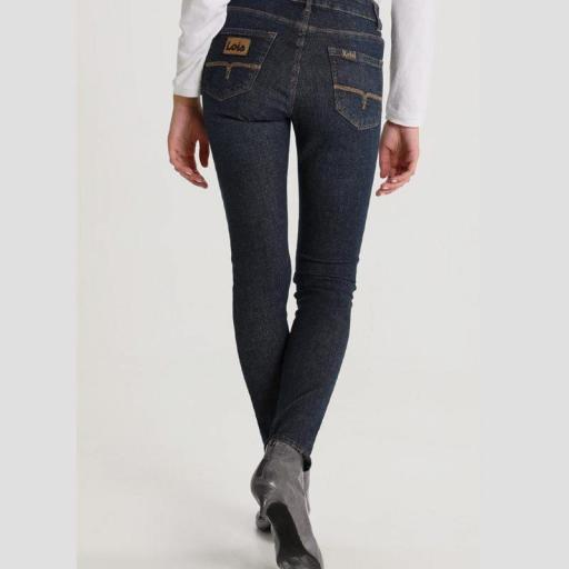 Lois Jeans Pantalón Denim Mujer Lua Ankle Minerva 119490 [0]
