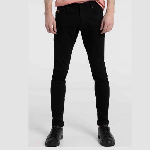 Lois Jeans Pantalón denim negro Lucky Night 101933729  [1]