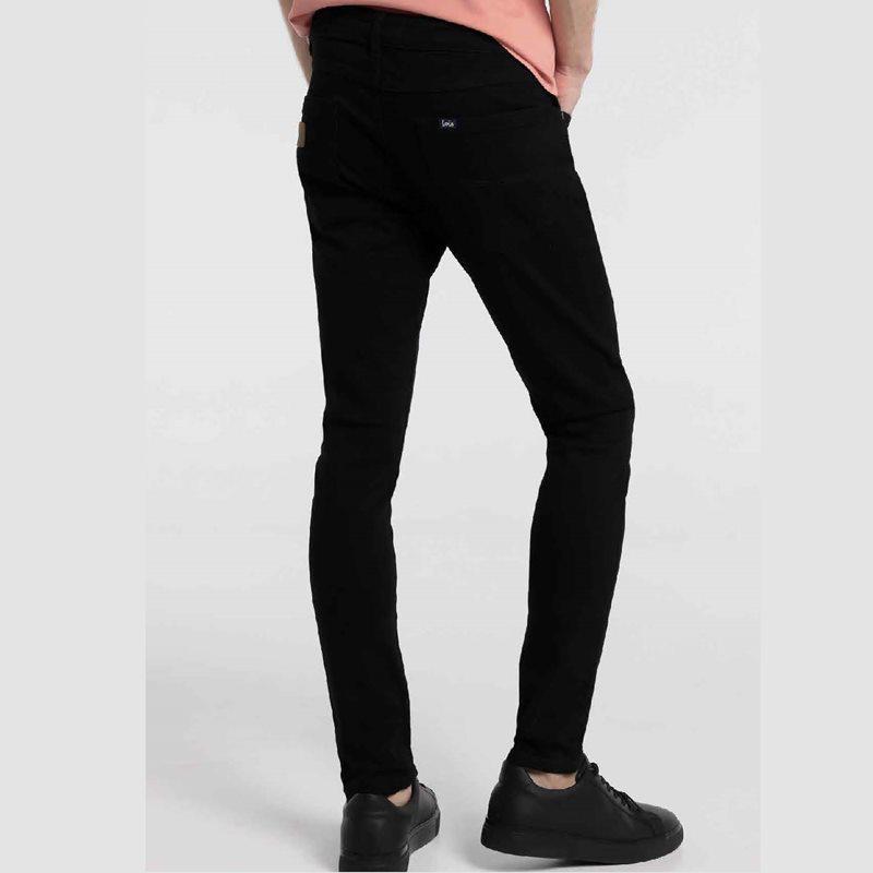 Lois Jeans Pantalón denim negro Lucky Night 101933729