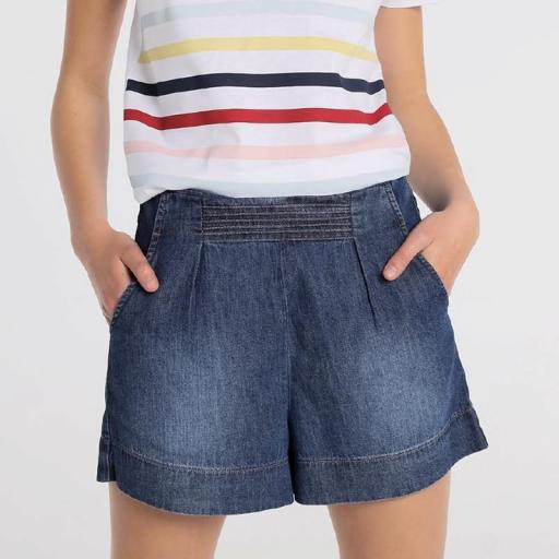 Lois Jeans Short Denim Suis kiss 120881