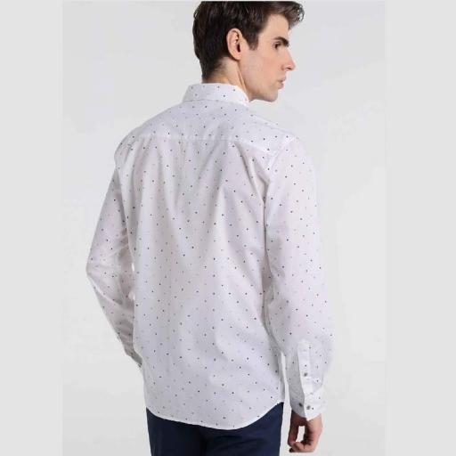 Lois Jeans Camisa Tropical Sea 121120 [2]