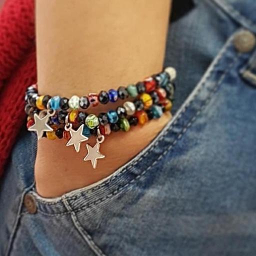 Pulsera CRISTAL STAR