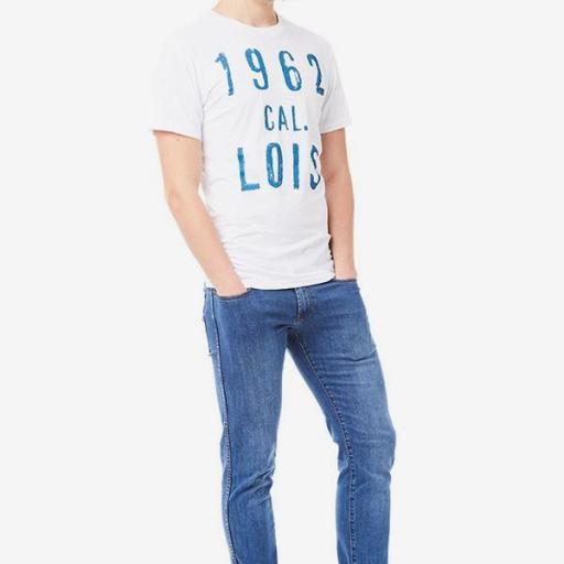 LOIS JEANS Camiseta CURTIS BROWN  [3]