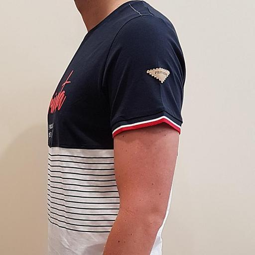 Privata Camiseta LIstas [2]