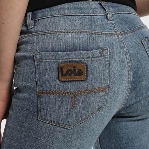 Lois Jeans Pantalón Denim mujer Lua Ankle Keiko 118600 [2]